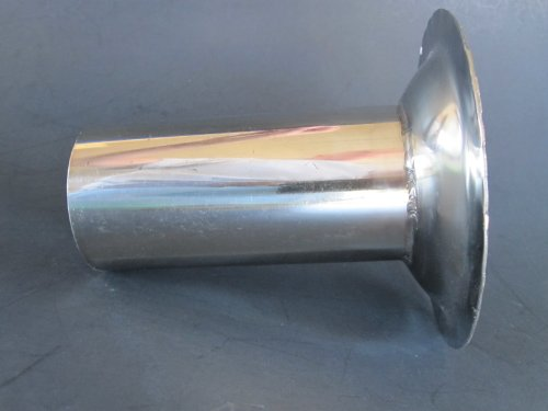 Investment #32 size meat grinder stuffer tube for filling meat freezer bags save