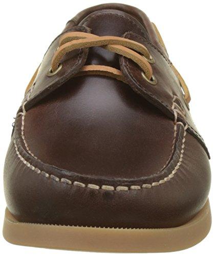 Aigle Havsea, Scarpe da Barca Uomo Marrone (Brown/Miel 001)