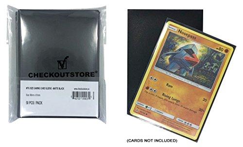 5 5//8 x 8 1//2 100 CheckOutStore Clear Storage Pockets