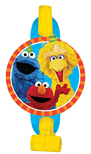 Blowouts | Sesame Street Collection | Party Accessory