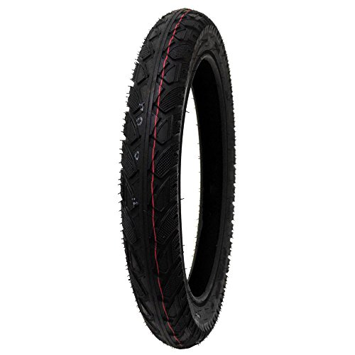 All-Terrain Tread 16x2.50 tire Fits Electric Bikes (e-bikes), Kids Bikes, Small BMX and Scooters by MMG