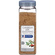 McCormick Culinary Caribbean Jerk Seasoning, Dry Jerk Seasoning, 18 oz
