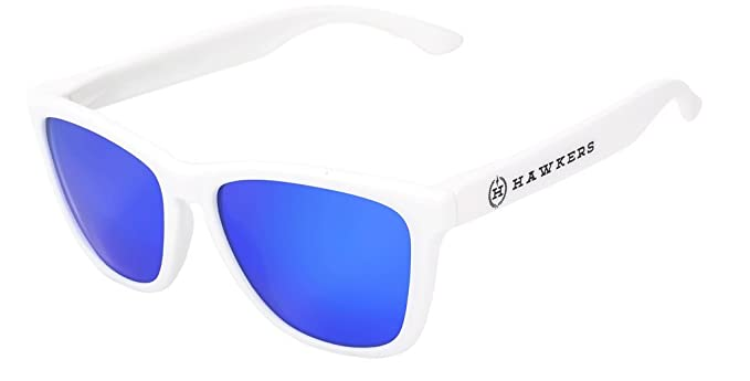 Hawkers - Gafas de sol artic white · sky one: Amazon.es ...
