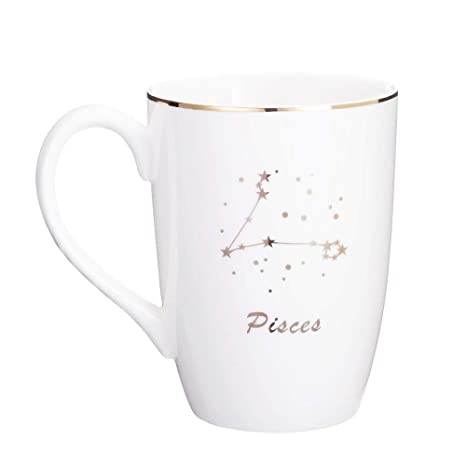 Amazon.com: Danxia Constellation - Taza de café (porcelana ...