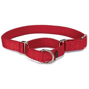"PetSafe Martingale Collar, 3/8"" Petite, Red"