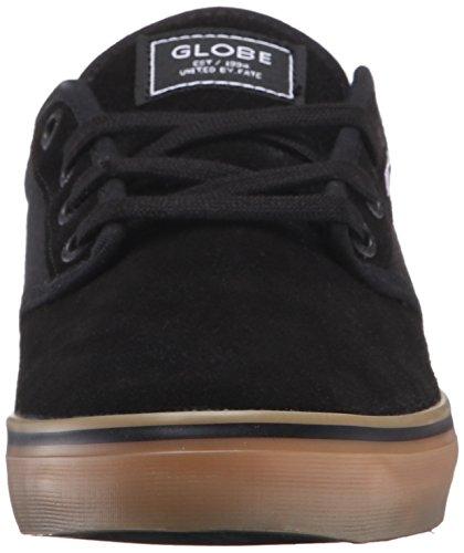 Globe Motley Hombre US 8 Negro Deportivas Zapatos