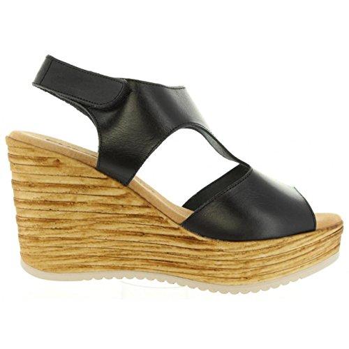 Sandalias de Mujer CUMBIA 30542 NEGRO