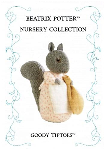 Beatrix Potter Nursery Collection Goody Tiptoes Knitting Pattern