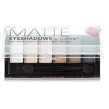 Technic Matte Eyeshadow Palette