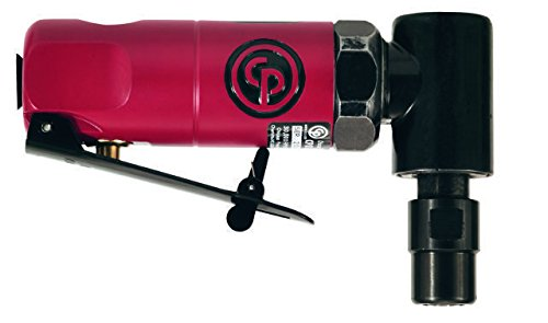 Chicago Pneumatic CP875 1/4-Inch 90 Degree Angled Air Die (Air Tool Angle Grinder)