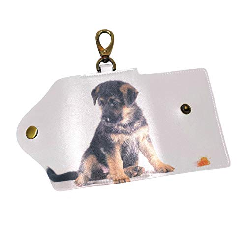 Baby German Shepherd PU Leather Key Case Keychains for sale  Delivered anywhere in Canada