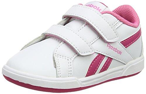 Reebok CL Solid Court 2 V Schuhe Mehrfarbig - weiß/rosa