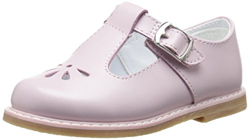 Pictures of Natural Steps Freesia Shoe (Infant/Toddler/Little Kid), Pink Perfs, 3 M US Infant 1