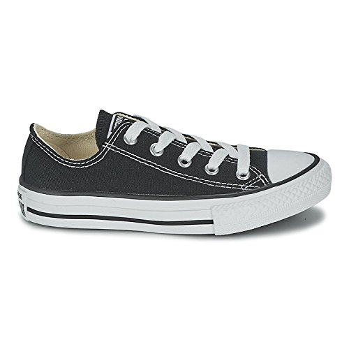 Converse Yths Chucks Taylor All Star Black Little Kids3J235 Style: 3J235-BLACK Size: 3 C US - Image 1