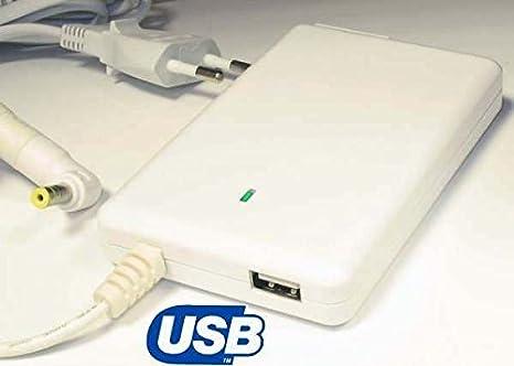 Cargador/alimentación PC portátil E-Force ® para Packard Bell EasyNote LM85 – 90