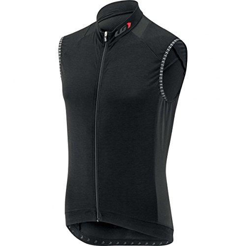 Louis Garneau - Men's Lemmon 2 Sleeveless Cycling Jersey, Black, L Garneau Sleeveless Jersey