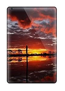 Ipad Case - Case Protective For Ipad Mini/mini 2- Nature Geographys Sunset