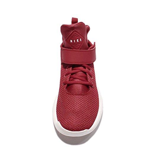 Nike Mens Kwazi Basketskor Gym Röd / Gym Röda Segel