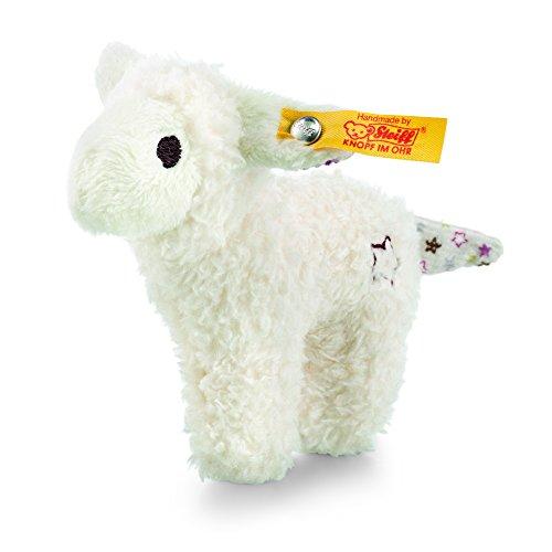 Steiff Mini Lamb with Rustling Foil Plush, White
