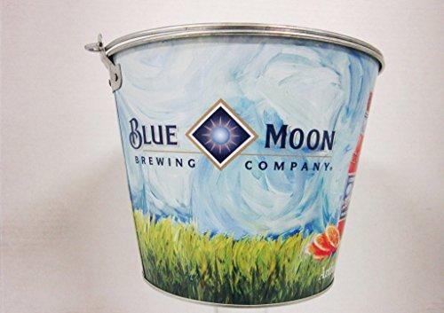 blue moon beer bucket - 2