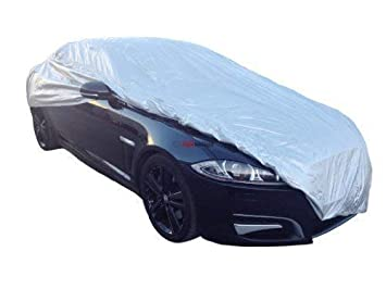PREMIUM LUXURY FULLY WATERPROOF CAR COVER COTTON LINED HEAVY DUTY INDOOR OUTDOOR HIGH QUALITY 03-11 SAAB 9-3 93 Convertible