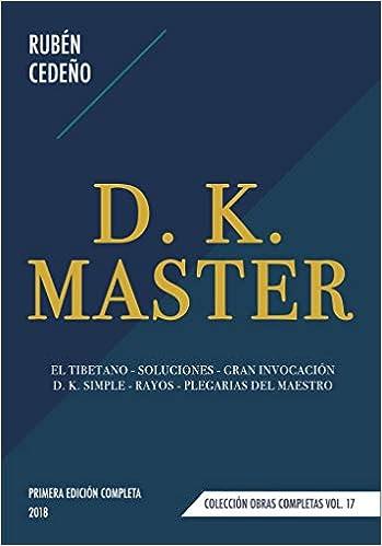 Dk Master Rubén Cedeño Editorial Señora Porteña