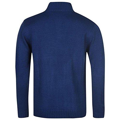 Pierre Cardin ¼ Zip Pullover Herren Kobalt Pullover Pullover Top