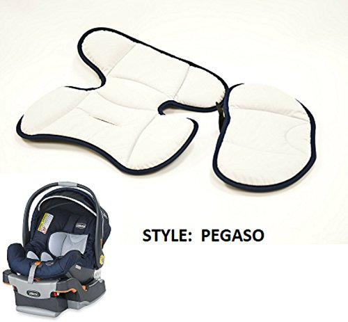 Replacement Infant Head and Body Insert for KeyFit or KeyFit 30 Car Seat – PEGASO