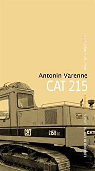 Cat 215 par Antonin Varenne
