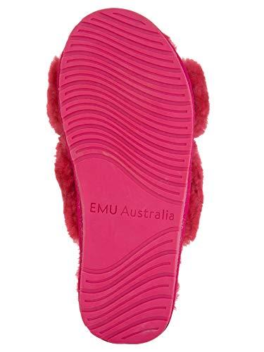 Emu Fuchsia Pour Femme Eu Rouge Chaussons 36 w8TrI8