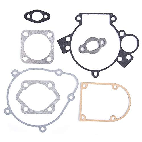 Gasket Kit Set for 80cc Motorized Bicycle Push Bike Motor Engine Gasket