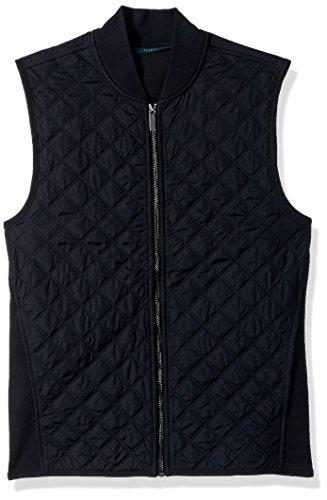 Quilted Zip Vest - 2