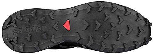 Salomon Speedcross 4 GTX, Scarpe da Trail Running Uomo grigio/nero