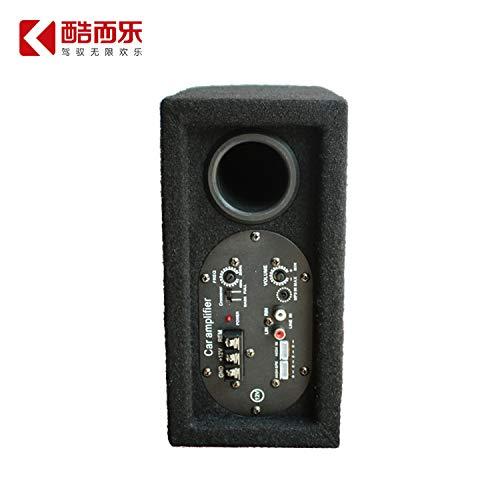 xingganglengyin 8-inch car Audio subwoofer Ultra-Thin Square high-Power car Speaker by xingganglengyin (Image #4)