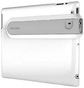 Kensington SecureBack - Carcasa con sistema de seguridad para iPad2 (cierre ClickSafe)