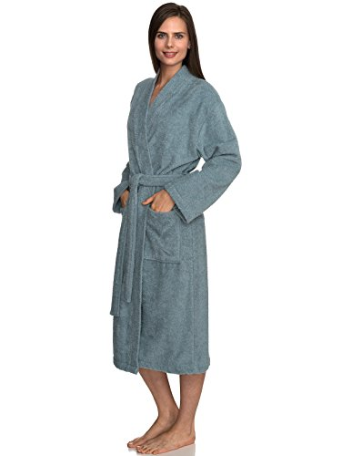 TowelSelections Womens Turkish Cotton Bathrobe