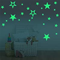 Marsway Creative Stars Night Glow Sticker Night Luminous...