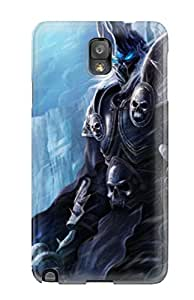 Oscar M. Gilbert's Shop Hot Galaxy Note 3 Case Cover - Slim Fit Tpu Protector Shock Absorbent Case (world Of Warcraft) 7564634K48524831