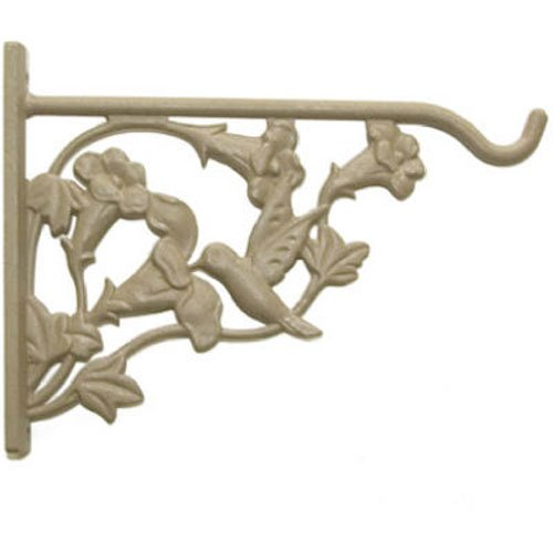 Panacea 85004 Hummingbird Wall Bracket, Sand,