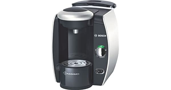 Amazon.com: Bosch TAS4011GB Tassimo Coffee Maker, Plata ...