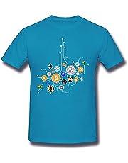 T Shirts Heren Mode Grafische T Shirt Cartoon Network T Shirt Crypto T Shirt Gift T Shirt Casual Mannen T Shirt Top Outdoor