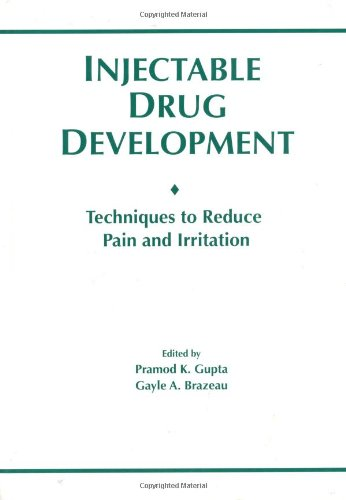 Injectable Drug Development  Techniques To Reduce Pain And Irritation