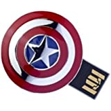 2012 Marvel Avengers Movie America Captain 8 Gb Usb2.0 Flash Drive Superhero