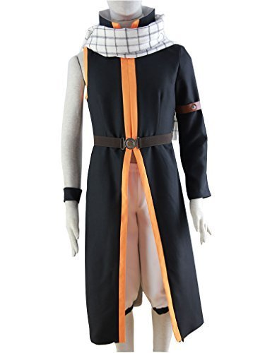 Dazcos Fairy Tail Natsu Dragneel Cosplay (Fairy Tail Costumes For Boys)