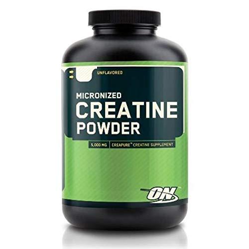 OPTIMUM NUTRITION Micronized Creatine Monohydrate Powder, Unflavored, 300g