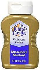 White Castle Mustard Dusseldorf