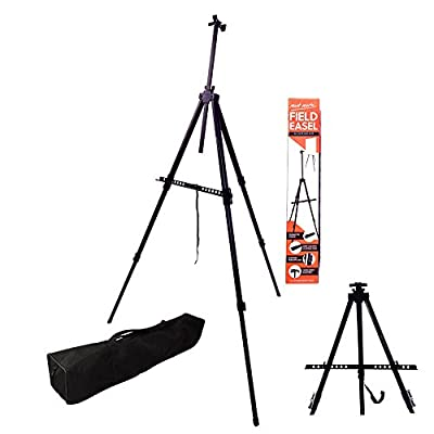 Mont Marte 73 inch Aluminium Field Easel with Carry Case from Mont Marte