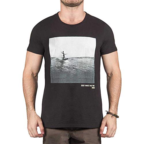Camiseta Surf Preto