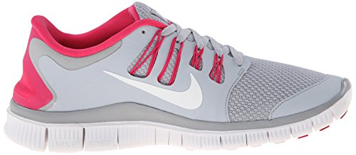 Pink Force NIKE White Running Shoes Women's Grey Wolf 7qXnxwvXYr