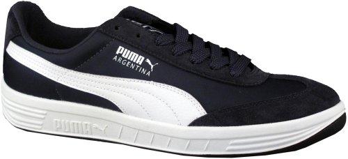New Navy Nylon Navy Puma White amp; The White in Sneaker Argentina qR1UxHwA8